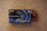 """12ga Federal Power Shok 2 3/4"""" Rifled Slug 1610 FPS (25) Shells"""