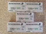 Winchester 5.56 M855 Green Tip 62 Grain FMJ Brass (100) Rounds