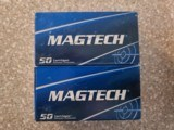 Magtech 10mm Auto 180 Grain FMJ BrassFree Shipping