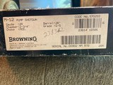 "Browningmod 12, 28 ga 26"", mod - 1 of 10"