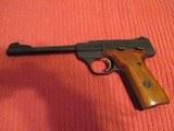 Browning Challenger II 22 LR