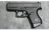 Glock ~ 43 ~ 9mm Luger - 2 of 3