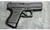 Glock ~ 43 ~ 9mm Luger - 1 of 3