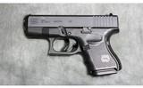 Glock ~ 27 GEN4 ~ .40 S&W - 2 of 2