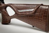 Blaser R8 Alligator Skin Rifle | Complete Rifle | Interchangeable Barrels in 45+ Calibers - 3 of 6