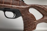 Blaser R8 Alligator Skin Rifle | Complete Rifle | Interchangeable Barrels in 45+ Calibers - 4 of 6