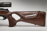 Blaser R8 Alligator Skin Rifle | Complete Rifle | Interchangeable Barrels in 45+ Calibers - 2 of 6