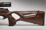 Blaser R8 Alligator Skin Rifle | Stock Only - 3 of 6