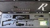 Remington 2020 Digital Optic, Model 700 Long Range, 30-06 Sprg.