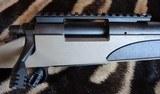 Remington Model 700 VTR .308 Win w/Flat Dark Earth composite stock and black Bipod - 5 of 15