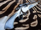 Remington Model 700 VTR .308 Win w/Flat Dark Earth composite stock and black Bipod - 4 of 15