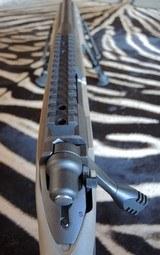 Remington Model 700 VTR .308 Win w/Flat Dark Earth composite stock and black Bipod - 9 of 15