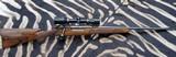 Custom 270 Win. Mauser Sporter Post-War rifle by American stockmaker Joe Balickie
