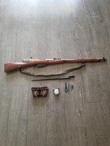 Mosin Nagant M91/30