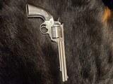Ruger Super Blackhawk Bisley Hunter 44 Mag