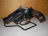 "Smith &Wesson Model 34-1 .22 L/R 2"" Barrel - 1 of 14"