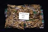 222 Remington brass, WW manufacture