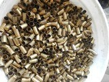 3,000 + pcs. 9mm Once Fired Indoor Range Brass. Sorted and Inspected
