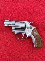 Smith and Wesson model 60-3