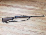 RARE Vintage 1945 Winchester 70 Rifle, .300 Mag, Half Clover, Re-Blued