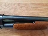 "Vintage 1920s Winchester Model 12 Pump Shotgun, 16g, Full Choke, 30"" bbl - 8 of 15"