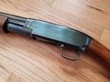 "Vintage 1920s Winchester Model 12 Pump Shotgun, 16g, Full Choke, 30"" bbl - 15 of 15"