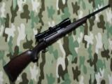 Mauser 98 FN Sporting rifle by Hughes 270 Winchester