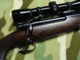 Mauser 98 FN Sporting rifle by Hughes 270 Winchester - 3 of 15