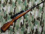 Mauser 98 FN Commercial Sporter 243 Win. NICE! - 1 of 14