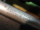 Remington 40XB Repeater .243 Stainless, Nice! Leupold VXIII!