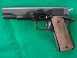 Colt PRE Series 70 Super 38 Automatic MINT, CA OK!