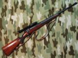 Belgian FN Mauser 98 Deluxe 30-06 G&H Mount, Scoped