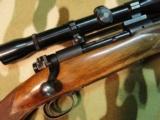Winchester Super Grade Model 70 Pre-64 270 cal