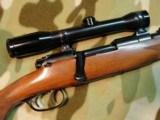 Mannlicher Schoenauer 52 Carbine 30-06 Claw Mount Hensoldt