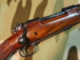 Winchester Model 70 Custom in 7x61 Sharpe and Hart