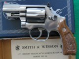 Smith Wesson S&W Model 66 Snubby CA OK