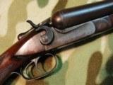 New Ithaca Gun 12ga Hammer Double, Damascus, Nice!