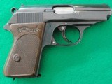 Walther PPk Pre War Crown N Proof .32 acp - 5 of 15