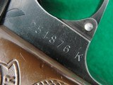 Walther PPk Pre War Crown N Proof .32 acp - 7 of 15