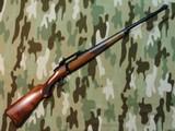 Mannlicher Schoenauer Model 52 Rifle 270 cal