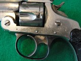 S&W .32 Double Action Top Break 4th Model Nickel, Antique, CA OK - 3 of 15