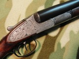 L.C. Smith Ejector 12ga Ideal Grade LEFT Handed Shotgun