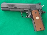 Colt National Match 45 Pre Model 70