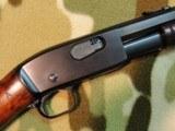 "Remington Model 12 12A Octagon 24"" .22 S L LR Nice!"