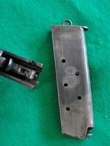 Colt 1911 made 1918 Original Finish Blue - 14 of 15
