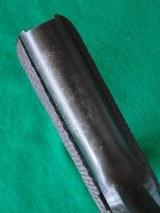 Colt 1911 made 1918 Original Finish Blue - 12 of 15