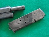 Colt 1911 made 1918 Original Finish Blue - 15 of 15
