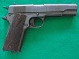 Colt 1911 made 1918 Original Finish Blue - 6 of 15
