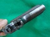 Colt 1911 made 1918 Original Finish Blue - 10 of 15