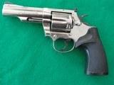 Colt Border Patrol 357 Magnum Revolver, CA OK
